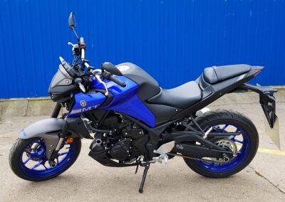 Yamaha MT03-2020-2